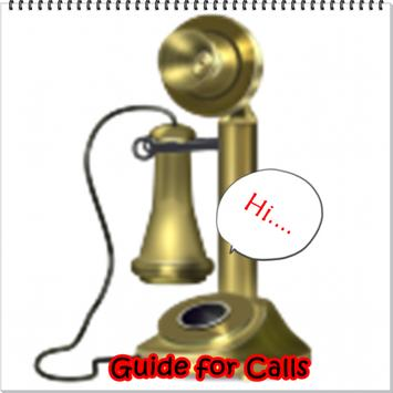 Guide for Viber Calls poster