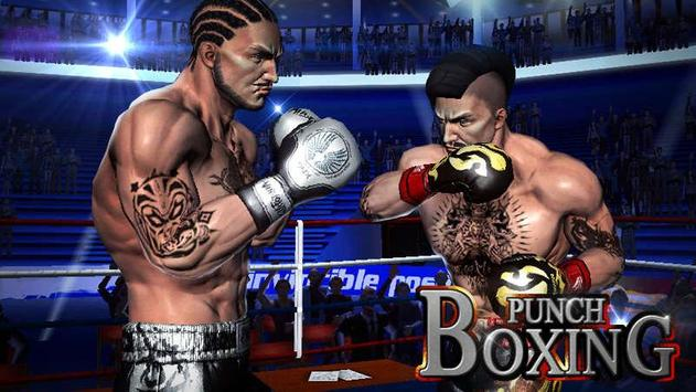 Rei Boxe - Punch Boxing 3D Cartaz