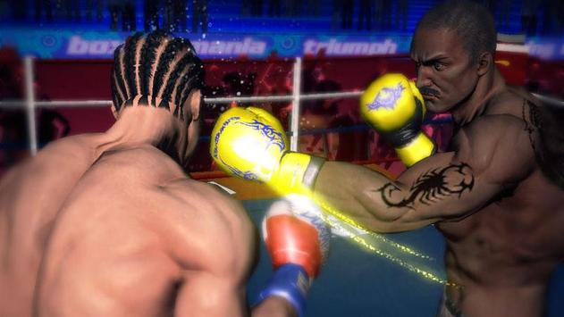 Perforer la Boxe - Boxing 3D capture d'écran 1