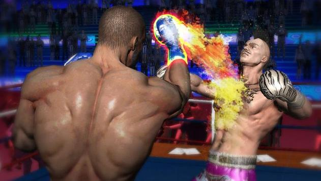Perforer la Boxe - Boxing 3D capture d'écran 8