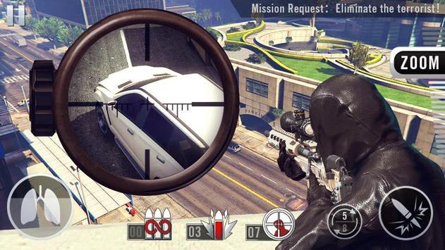 Sniper Shot poster