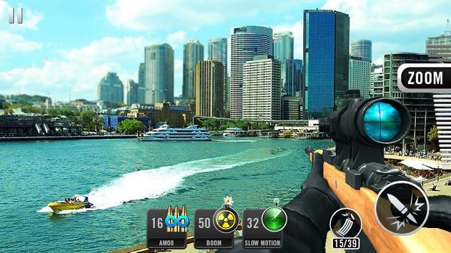 Sniper Shot screenshot 1