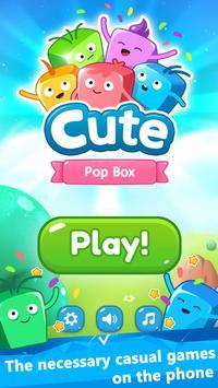 Cute Pop Box poster