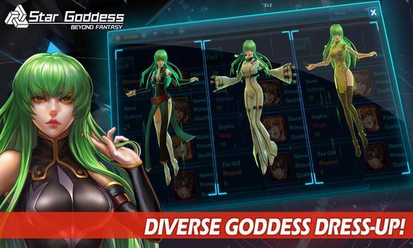 Star Goddess screenshot 3