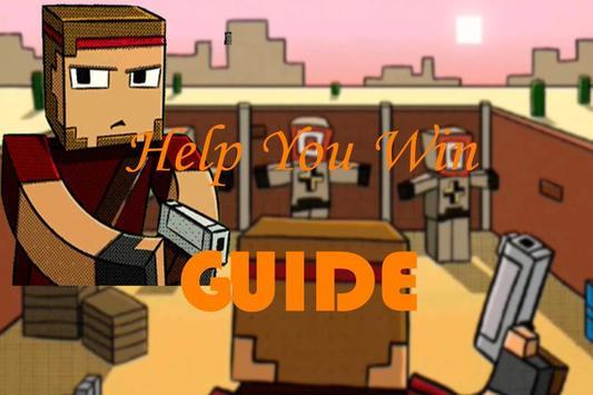 Guide Pixel Gun 3D Free apk screenshot