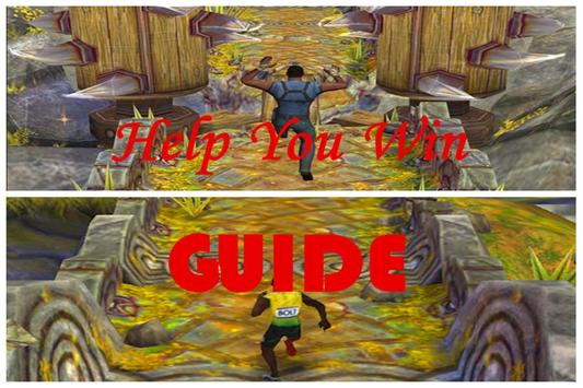 Hot TEMPLE RUN 2 Guide poster