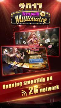 Teen Patti Millionaire- Golden apk スクリーンショット