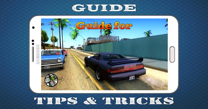41765dd17475 Guide GTA 5 San Andreas - How to play GTA for Android - APK Download