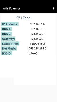 Who Is On My Wifi - Wifi scanner screenshot 2