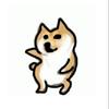 댕댕콘 공유기 (시바견 움짤 생성기) biểu tượng