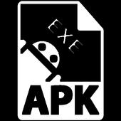 EXE TO APK icon