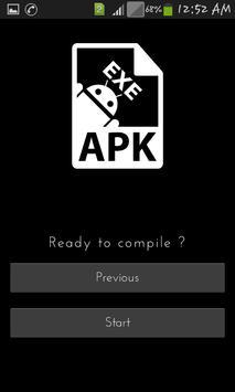 EXE TO APK screenshot 5