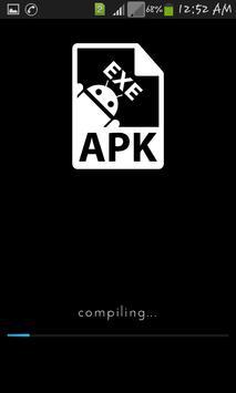 EXE TO APK screenshot 6