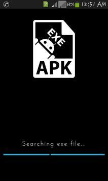 EXE TO APK poster
