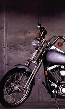 Wallpaper Moto Bike poster
