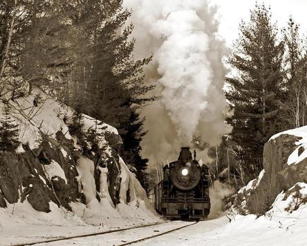 Wallpaper Trains New Hampshire screenshot 4