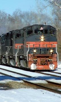 Wallpaper Trains New Hampshire screenshot 2