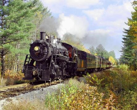 Wallpaper Trains New Hampshire screenshot 3