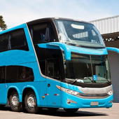 Wallpapers Of Bus Scania Marco icon