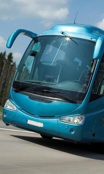 Wallpaper Of Bus Scania Irizar poster