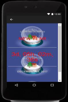 Año Nuevo 2018 Cuenta Regresiva apk screenshot