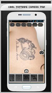 Cool Tattoos Camera Pro screenshot 5