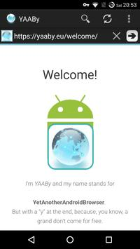 YAABy Browser poster