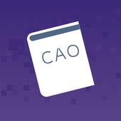 CAO Gebra icon