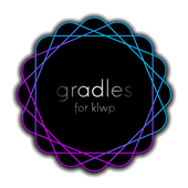 ikon Gradles for KLWP