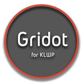 Gridot for KLWP icon