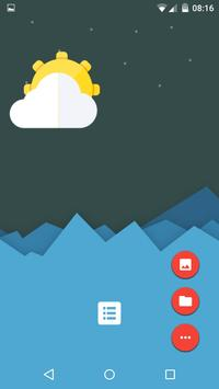 Material for KLWP apk screenshot