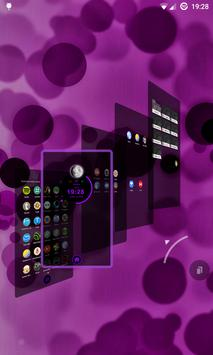 Dark Purple for TSF Shell screenshot 4