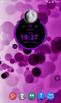 Dark Purple for TSF Shell poster