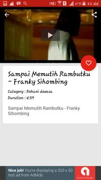 Lagu Rohani screenshot 1
