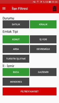 İzmir'de Emlak İlanları screenshot 1