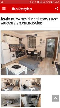 İzmir'de Emlak İlanları screenshot 2