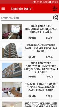 İzmir'de Emlak İlanları screenshot 3