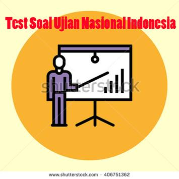 Tes UN Indonesia Update poster