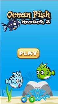OCEAN FISH MATCH 3 poster