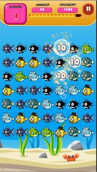 OCEAN FISH MATCH 3 screenshot 2