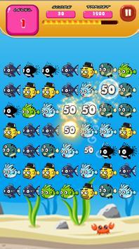 OCEAN FISH MATCH 3 screenshot 3