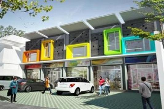 Desain Ruko Dua Lantai screenshot 4