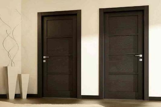 The idea of ​​Minimalist Door Design apk screenshot