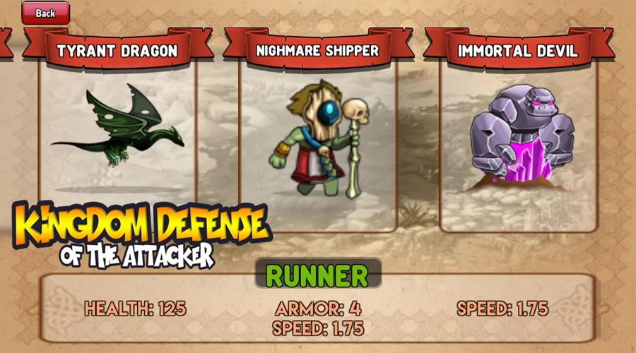 Kingdom Defense Of The Attacker For Android Apk Download