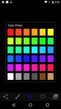 Glow Coloring apk screenshot