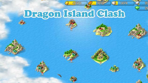 dragon island clash apk screenshot