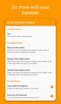 Smart Bluetooth Headset FREE скриншот 1