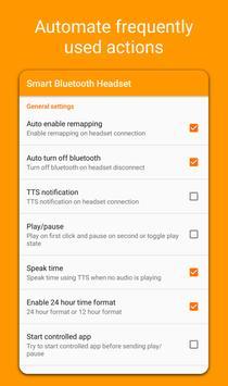 Smart Bluetooth Headset FREE скриншот 2