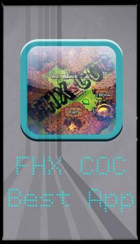 FHX COC Server C TH 11 apk screenshot