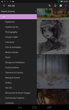 DNArt - Deviant apk screenshot